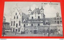 MECHELEN  -  MALINES  -   Lakenhalle  -  La Halle Aux Draps - Mechelen
