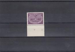 GG Generalgouvernement MiNr. D12, Postfrisch, Mit Unterrand, Sektor Nr. IIII - Bezetting 1938-45