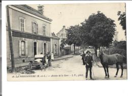 49 -  LA POSSONNIERE - Avenue De La Gare  80 - Andere Gemeenten