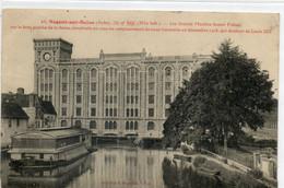 10 NOGENT Sur  SEINE      Les Grands Moulins Sassot - Nogent-sur-Seine