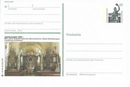 ALLEMAGNE ARCHITECTURE CHURCH KIRCHE RELIGION CHOR CHOEUR WALLFAHRTSKIRCHE MARIENWEIHER MARKT MARKTLEUGAST KULMBACH - Kirchen U. Kathedralen