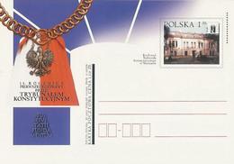 Poland Postcard Cp. 1247: Constitutional Court - Postwaardestukken