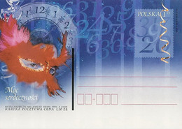 Poland Postcard Cp. 1248: The Power Of Cordiality - Postwaardestukken