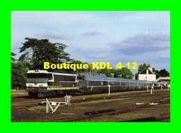 ACACF 235 - TGV Atlantique Remorqué Par La Loco CC 72064 En Gare - CLISSON - Loire Atlantique - SNCF - Trenes