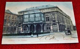 NAMUR  -    Le Théâtre  -  1905 - Namur