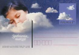 Poland Postcard Cp. 1252: Dreams Come True - Postwaardestukken
