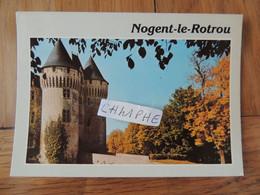 NOGENT LE ROTROU - ENTREE DU CHATEAU SAINT JEAN - Nogent Le Rotrou
