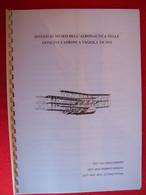 DEPLIANT / RELAZIONE MUSEO AERONAUTICO CAPRONI A VIZZOLA TICINO - Non Classificati
