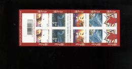 Belgie Boekje Carnet 2005 B56 3454/58 H.C. ANDERSEN Fairy Tales Denmark Swan Birds Ugly Duckling - Booklets 1953-....