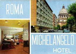 ROMA MICHEL ANGELO HOTEL  RV - Bars, Hotels & Restaurants