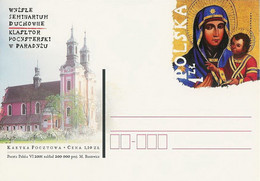 Poland Postcard Cp. 1261: Religion Paradyz Monastery, Theological Seminary - Postwaardestukken