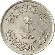 Monnaie, Saudi Arabia, UNITED KINGDOMS, 5 Halala, Ghirsh, 1977/AH1397, TTB+ - Saudi Arabia
