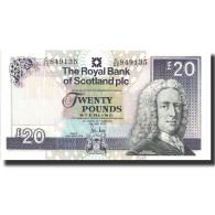 Billet, Scotland, 20 Pounds, 2012, 2012-05-23, SUP - 20 Pounds