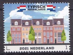 Nederland - Typisch Nederlands 2021 - 14 Juni 2021 - Rijtjeshuizen  - MNH - Ohne Zuordnung