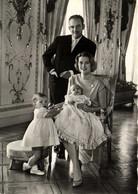 AA SS  Le Prince Rainier III La Princesse Grace Le Prince Albert La Princesse Caroline RV - Other