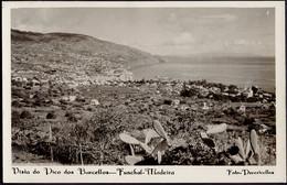 Madeira, Funchal - Vista Do Pico Dos Barcellos - Madeira