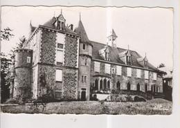 CPSM-12-Aveyron- RIEUPEYROUX- Château De La Planque- Côté Sud-Est- - Otros Municipios