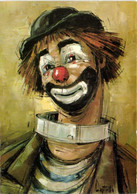 Clown Peinture De Castello RV - Circus