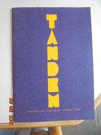 Tandem [parfum] Promotion Yves Saint Laurent 1994. - Non Classificati