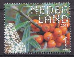 Nederland - Beleef De Natuur - 14 Juni 2021 - Duin En Kruidberg - Duindoorn - MNH - Sonstige