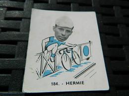 CYCLISME :CHROMO DES ANNEES 40/50 GEANTS DE  LA ROUTE DE HERMIE BELGIQUE BELGIAN CHEWING GUM ANTWERPEN - Cycling