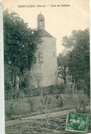 58 - Toury Lurcy : Tour Du Château - Autres Communes