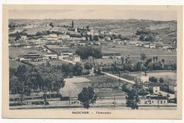 1945 BALDICHIERI CARTOLINA BN VIAGGIATA IN LUOGOTENENZA - Asti