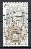 BELGIQUE. N°1913 Oblitéré De 1978. Synagogue De Bruxelles. - Moscheen Und Synagogen