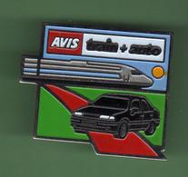 TGV *** TRAIN - AUTO AVIS *** 2114 (15-5) - TGV