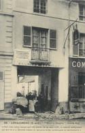 CPA 91 Essonne LONGJUMEAU - Hôtel Du Dauphin Grande Rue - Catholiques Protestants - Longjumeau