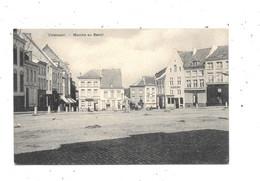 Tirlemont NA73: Marché Au Bétail 1909 - Tienen