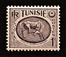 TUNISIE PROTECTORAT 1950-53 Y&T  N° 339 N** - Ongebruikt