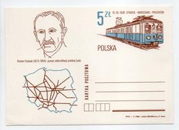 - Carte Postale POLOGNE - Roman Podoski - - Postwaardestukken