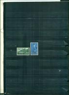ITALIE CONFERENCE UNESCO 2 VAL NEUFS A PARTIR DE 10 EUROS - 1946-60: Mint/hinged