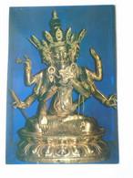 D180226   MONGOLIA -  Ulan Bator - Buddhist Art Museum - Usnisavijaya -Buddhism - Mongolia