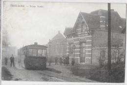 Thielrode ( Tielrode ) Stoomtram - Tram à Vapeur        JE VENDS MA COLLECTION PRIX SYMPAS REGARDEZ MES OFFRES - Zonder Classificatie
