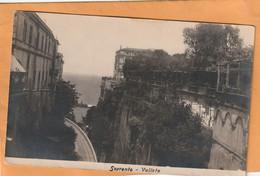 Sorrento Italy Old Postcard - Andere Steden