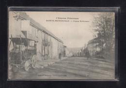 (14/06/21) 51-CPA SAINTE MENEHOULD - Sainte-Menehould