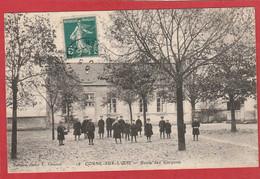 Allier - Cosne Sur L'Oeil - Ecole Des Garçons - Autres Communes