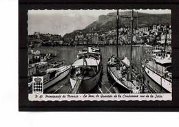 MONACO - Le Port - 1716 - Haven