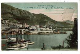 MONACO - Le Port, Yacht Princesse Alice - 1718 - Haven