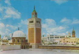 Africa - Tunisia - Tunisi - La Grande Moschea - Viaggiata - Tunisia