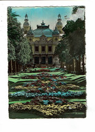 MONACO - Monte Carlo, Le Casino Et Les Jardins - 1719 - Casino