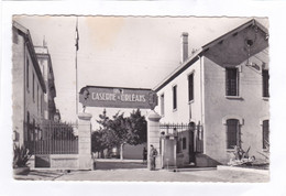 CPSM.  14 X 9  -  ALGER  -  La  Caserne  D' Orléans. - Algiers