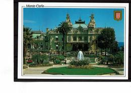 MONACO - Monte Carlo, Le Casino Et Les Jardins - 1720 - Casino