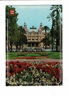 MONACO - Monte Carlo, Le Casino Et Les Jardins - 1722 - Casino