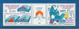 ⭐ TAAF - Terres Australes Et Antarctiques Françaises - YT N° 138 Et 139 ** - Neuf Sans Charnière - 1988 ⭐ - Nuevos