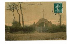 CPA Carte Postale  France-Saint-Brisson- La Grotte VM32908i - Chateau Chinon