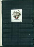 POLOGNE 300 J.S.BACH 1 BF SURCHARGE NEUF A PARTIR DE 1.25 EUROS - Blokken & Velletjes