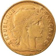 Monnaie, France, Marianne, 10 Francs, 1900, Paris, TTB+, Or, Gadoury:1017 - K. 10 Francos